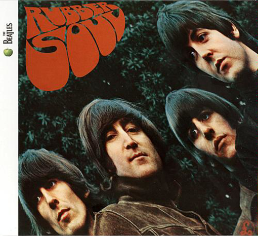 Picture of Beatles LP Rubber Soul (2012 Remaster) LP/RECORD
