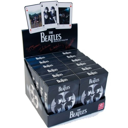 Picture of Beatles Playing Cards: The Beatles