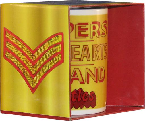 Picture of Beatles Mugs:  SGT. PEPPER  Mug