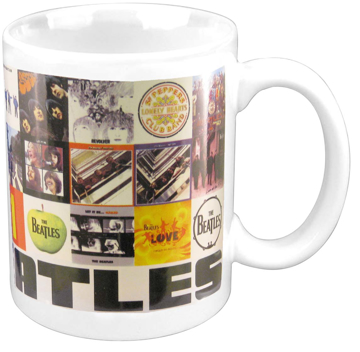 Picture of Beatles Mugs:  ANTHOLOGY   Mug