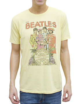 Picture of Beatles T-Shirt:  Sgt. Pepper's Summer