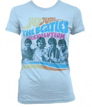 Picture of Beatles T-Shirt: Revolution