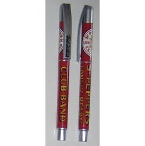 Picture of Beatles Pen: The Beatles Gel Ink Pen (Sgt. Pepper's)