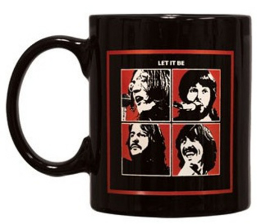 Picture of Beatles Mugs: Let It Be Mug