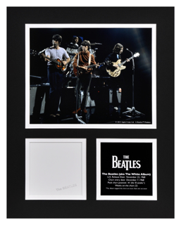 Picture of Beatles Photographs: The Beatles - The White Album  11x14 Matted Photo Collection The Beatles Matted Photo Collection 1968