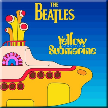 Picture of Beatles Magnets: The Beatles Many Styles MAG-Yellow Submarine Album Soundtrack