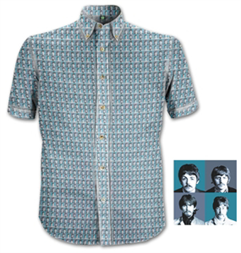 Picture for category Beatles Dress Shirts