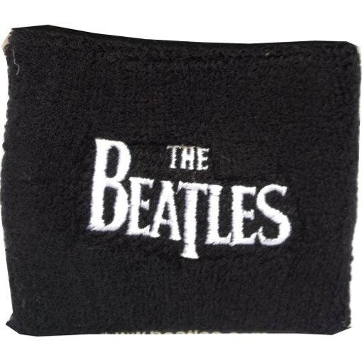 Picture of SweatBand: The Beatles Sweatband Drop T Logo