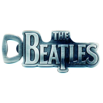 "Picture of Beatles Bottle Opener: The Beatles ""Drop T Logo"""