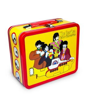 Picture of Beatles Lunch Box: The Beatles Yellow Submarine