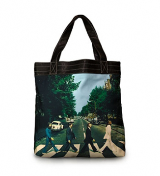 Picture of Beatles Designer Totes: Large - Abbey Road