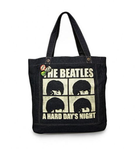 Picture of Beatles Designer Totes:  A Hard Days Night