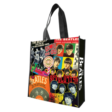 Picture of Beatles BAG: Beatles Albums Recycled Shopper