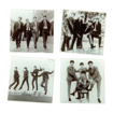 Picture of Beatles Coasters: The Beatles Glass Coasters