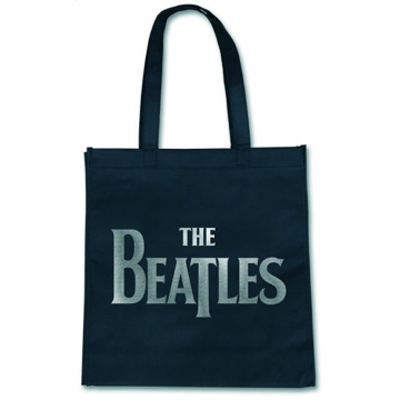 Picture of Beatles Tote: Eco-Shopper Black