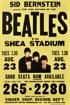 Picture of Beatles ART: BEATLES SHEA CONCERT LARGE CANVAS ART