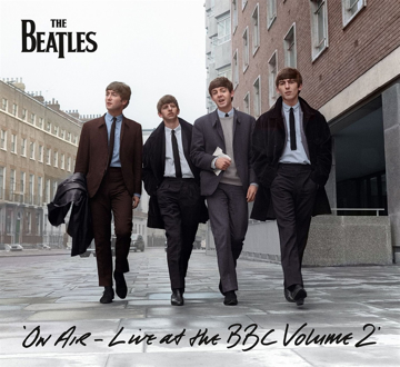 Picture of Beatles Record-LP: On Air - Live At The BBC Volume 2