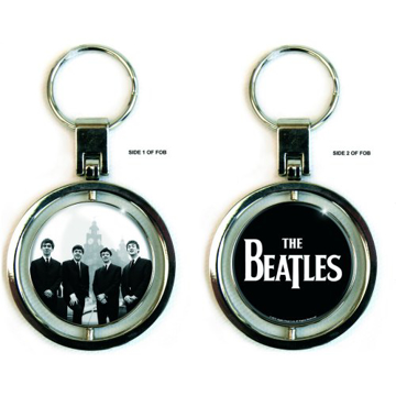 Picture of Beatles Spinner Key: The Beatles Liver Building