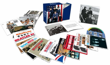 Picture of Beatles BOX SET: The Beatles US Albums