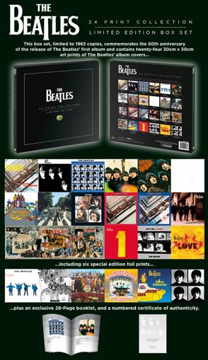 Picture of Beatles Art: Album Covers Art