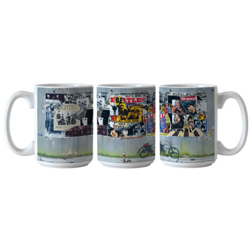 Picture of Beatles Mug:The Beatles Anthology 1-2-3 Mug