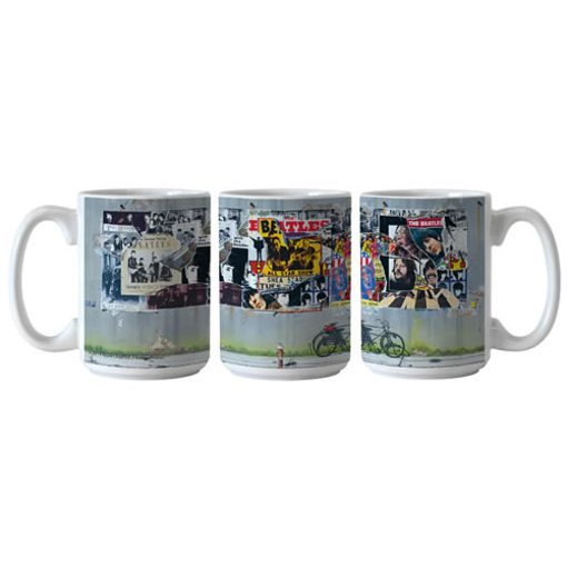 Picture of Beatles Mug:The Beatles Anthology 1-2-3 Mug