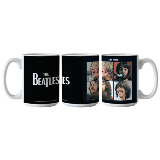 Picture of Beatles Mug:The Beatles Let It Be