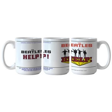 Picture of Beatles Mug:The Beatles Help