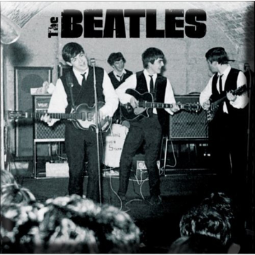 Picture of Beatles Magnets: The Beatles Many Styles MAG-Live at the Cavern