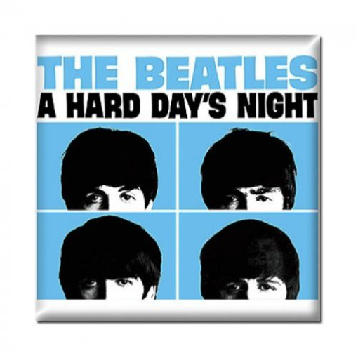 Picture of Beatles Magnets: The Beatles Many Styles MAG-A Hard Day's Night