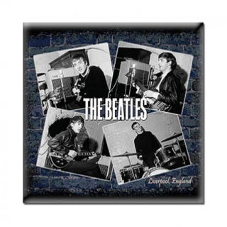 Picture of Beatles Magnets: The Beatles Many Styles MAG-Cavern Club