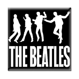 Picture of Beatles Magnets: The Beatles Many Styles MAG-Jump!