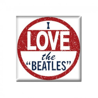 Picture of Beatles Magnets: The Beatles Many Styles MAG-I Love the Beatles