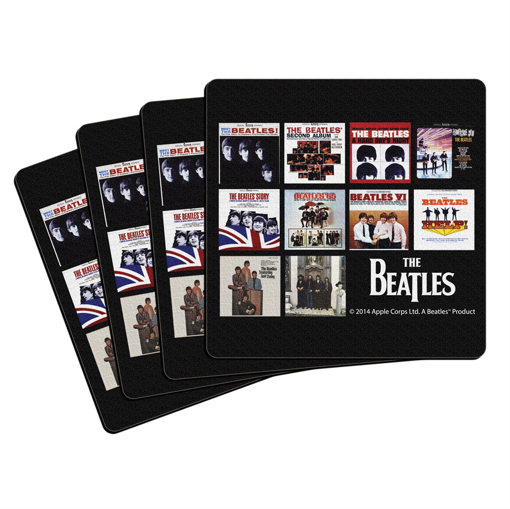 Picture of Beatles Coasters: The Beatles Coasters (US Albums)
