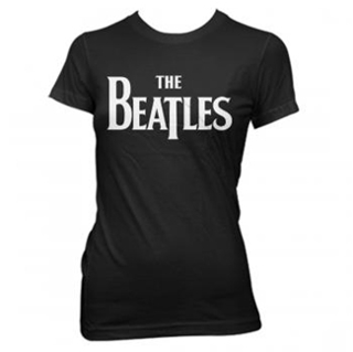 Picture of Beatles Female T-Shirt: Classic Drop T -  Medium
