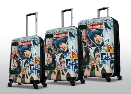 Picture of Beatles Luggage: Anthology 3 Piece Set