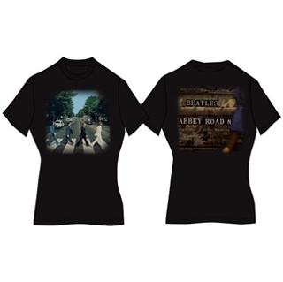 Picture of Beatles T-Shirt: Abbey Road UK IMPORT Medium