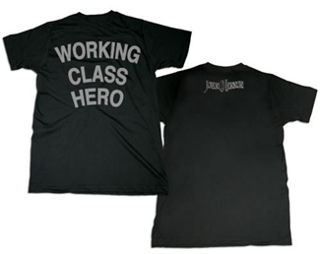 Picture of Beatles T-Shirt: Lennon - Working Class Hero XL-Adult-Size