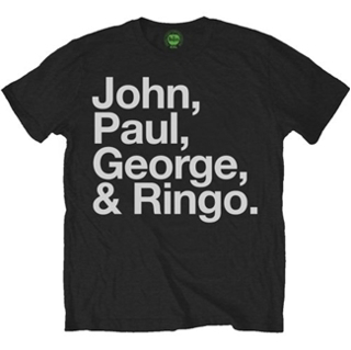 Picture of Beatles T-Shirt: The Beatles JPGR  T-Shirt Medium-Adult-Size