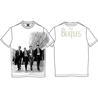 Picture of Beatles T-Shirt: The Beatles London 1963 UK IMPORT Small-Adult-Size
