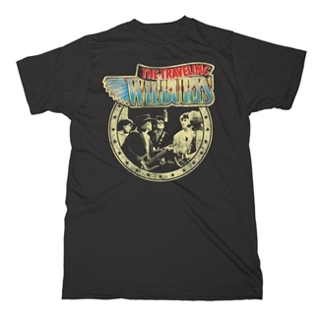 Picture of T-Shirt: TRAVELING WILBURYS SESSION Large (Adult)