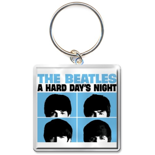 Picture of Beatles Keychain: A Hard Day's Night (Film)
