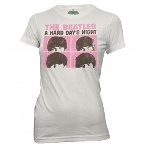 Picture of Beatles Female T-Shirt: A Hard Day's Night
