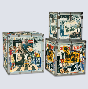 Picture of Beatles Trunks: Anthology 3 Piece Stacking Set