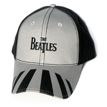 Picture of Beatles Cap: The Beatles Abbey Road (Black & Grey)