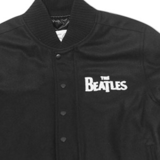 Picture of Beatles Jacket: - LIMITED EDITION BEATLES US 64 VARSITY JACKET-XXL