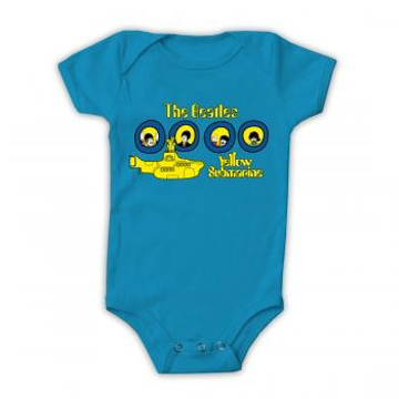 Picture of Beatles Onesie's: Sea Of Portholes