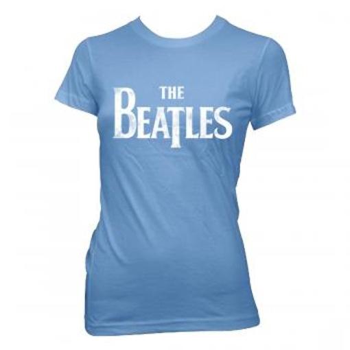 Picture of Beatles Jr's T-Shirt: Drop -T Blue