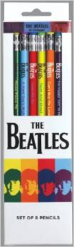 Picture of Beatles Pencil Set: 1964 Collection Pencil Set