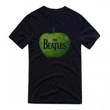 Picture of Beatles Adult T-Shirt: Apple Logo